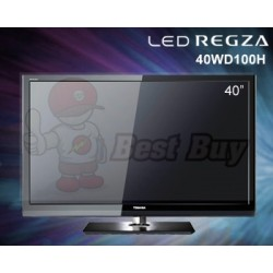 Toshiba 東芝  40WD100H  40寸  裸眼3D  LED  電視