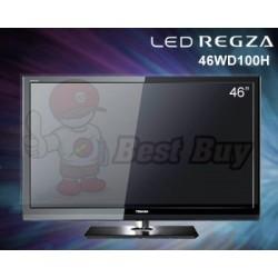 Toshiba 東芝 46WD100H  46寸  3D LED 電視