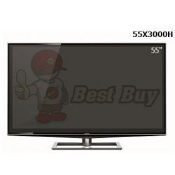 Toshiba 東芝  55X3000H  55寸  裸眼3D  LED  電視