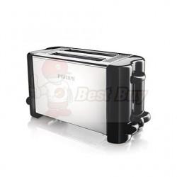Philips 飛利浦  HD4816/22  雙槽迷你金屬光面 多士爐