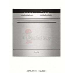 Siemens 西門子  SC76M531EU speedMatic Modular dishwasher - Stainless steel