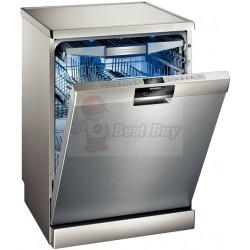 Siemens 西門子  SN26U893EU  silver inox Freestanding speedMatic 60cm dishwasher