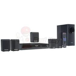 Panasonic 樂聲  SC-PT75   DVD 家庭影院系統