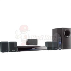 Panasonic 樂聲 SC-PT480 DVD 家庭影院系統