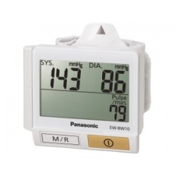 Panasonic 樂聲 EW-BW10(W) 手腕式電子血壓計
