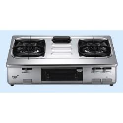 TGC 煤氣公司 TRJH3R 煮飯寶座檯式雙頭煮食爐