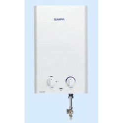 SIMPA 簡栢 SSSW10FE 煤氣熱水爐(機動抽氣式)