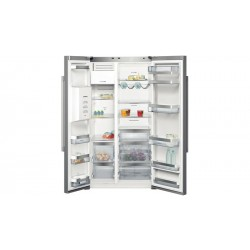 Siemens 西門子 KA62DS21 對門 雪櫃 白色玻璃門