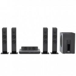 Panasonic 樂聲 SC-BTT505 全高清4K 倍線 3D Blu-ray 5.1聲道家庭影院組合