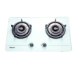 Rasonic 樂信  RG-223GW  嵌入式雙頭氣體煮食爐