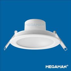 Megaman 曼佳美 F55400RC 8W LED 一體化筒燈