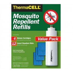 Thermacell  R4  驅蚊片及燃料補充套裝 (48小時)