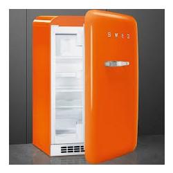 SMEG FAB5ROR 40公升 50年代復刻 迷你雪櫃 (橙色)