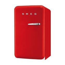 SMEG FAB5RRD 40Litres 50's Retro Style Minibar Refrigerator (Red)