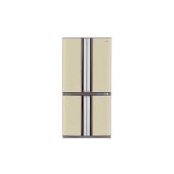 Sharp 聲寶 SJ-F75PE-BE 四門底部冷凍室對門式雪櫃