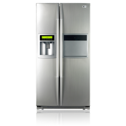 LG 樂金 GR-P67TS 對門式 雪櫃