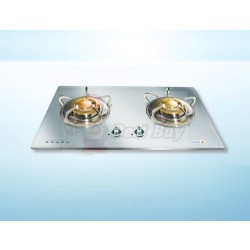 German Pool 德國寶 GP9-TG-SS / GP9-LG-SS 嵌入/座檯兩用 - 超級火鳳凰系列 (雙爐頭) 氣體煮食爐