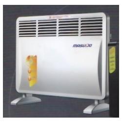 Masudo 1500W 浴室速暖電暖爐
