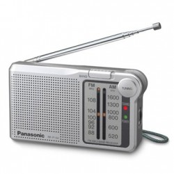 Panasonic 樂聲 RF-P150 AM/FM 袖珍型收音機