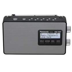 Panasonic 樂聲 RF-D10 數碼頻道FM收音機