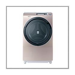 Hitachi 日立  BD-S5500  10.5公斤 前置式洗衣機