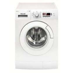 Brandt 白朗 BWF5812A 8公斤 1200轉 前置式洗衣機