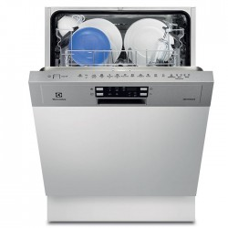 Electrolux 伊萊克斯 ESI6501LOX 嵌入式 電子控制洗碗碟機