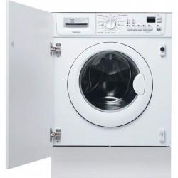 Electrolux 伊萊克斯 EWX147410W 嵌入式電子控制洗衣乾衣機