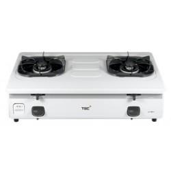 TGC RJ22W 雙頭煤氣煮食爐 附有凸字顯示