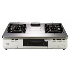 TGC RJ3R 煮飯寶雙頭煤氣煮食爐