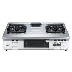 TGC RJ3RT 「依時」煮飯寶雙頭煤氣煮食爐