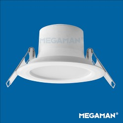 Megaman 曼佳美 F55300RC 5W LED 一體化筒燈