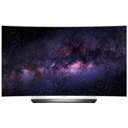 LG 55C6P 55吋 4K OLED超高清曲面智能電視