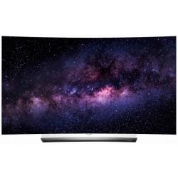 LG 65C6P 65吋 4K OLED超高清曲面智能電視