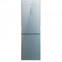 HITACHI 日立 RBG380P6XHL (銀色玻璃) 320公升 左門鉸 底層冷藏式雙門雪櫃