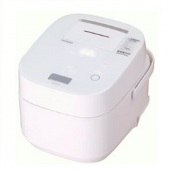 Toshiba 東芝  RCDW10G 雙重真空壓力磁應電飯煲(1.0公升) 鑽石金鍋